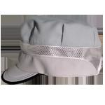 【涼】工場用作業帽子 八角