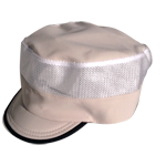 【涼】工場用作業帽子 丸天